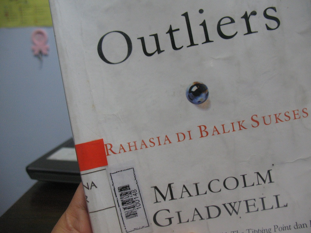 Outliers Book Quotes