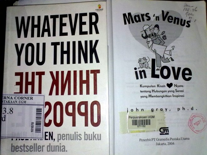 buku whatever you think, think the opposite