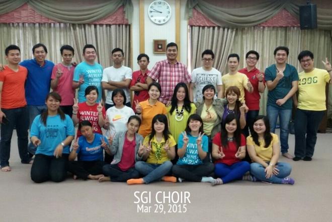 Trilogi Choir